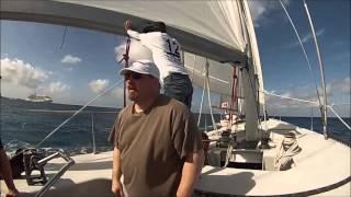 12 Meter Sailing Cozumel-1