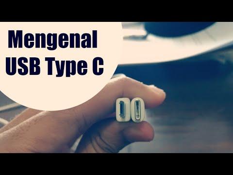 Mengenal USB Type C