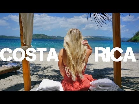 COSTA RICA TRAVEL VLOG | TRIPPIN WITH TARTE