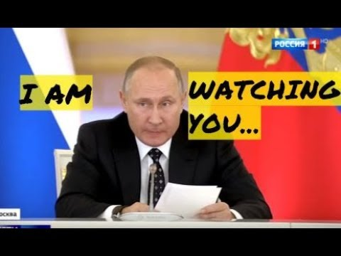 Putin Slams Russian Governors : Whom Are You Helping To Get Rich!?