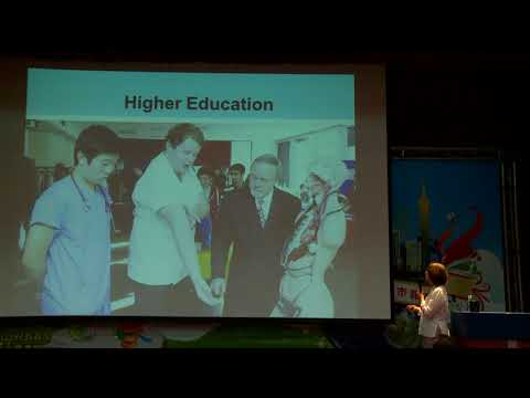2016 International Conference on Vision for Taipei Learning City_Alyson Jenkins
