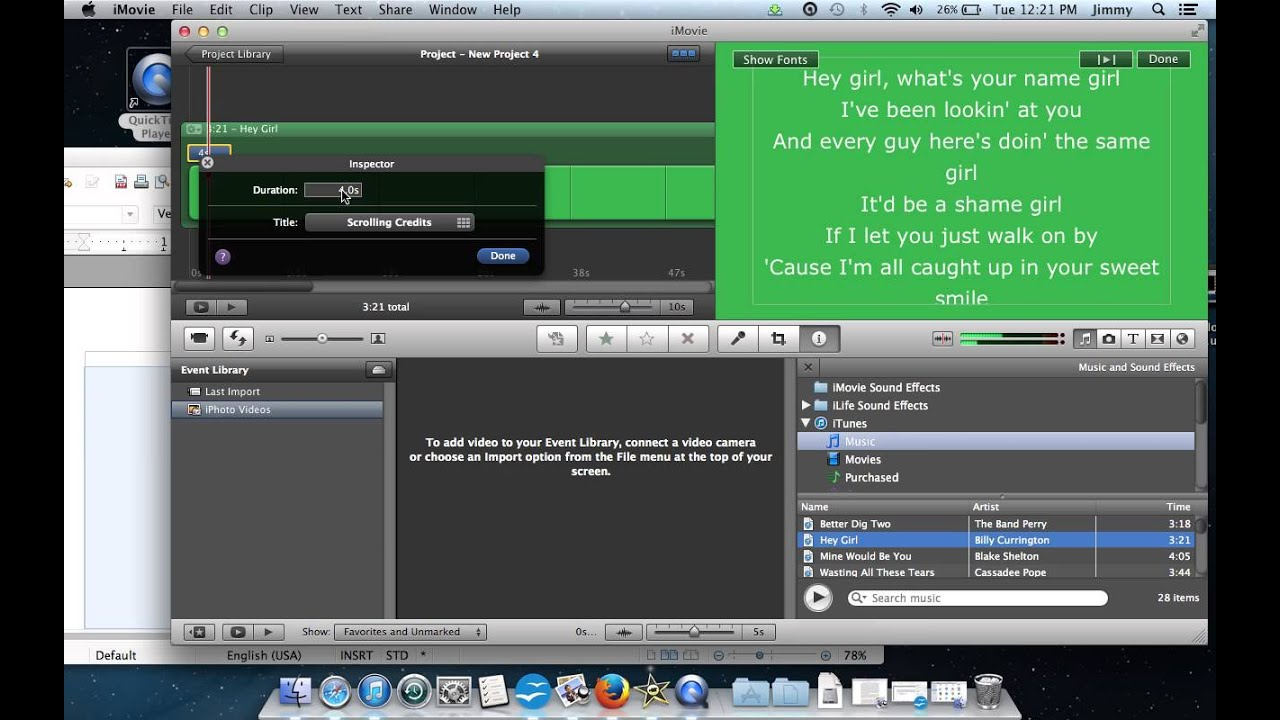 Recommended animated lyric video maker - FilmoraPro