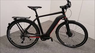 Kalkhoff Integrale Advance I10 Elektrobike 17AH Impulse 2018
