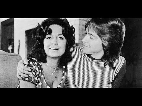 Photo of David Cassidy  & his  Mother  Evelyn Ward