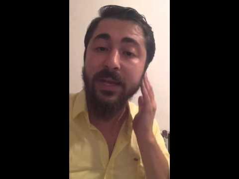 Semih Öztürk 21 Ekim Periscope Önemli Açıklamalar!