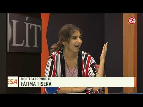 Sobremesa 06-12-19| Fátima Tisera - Diputada Provincial