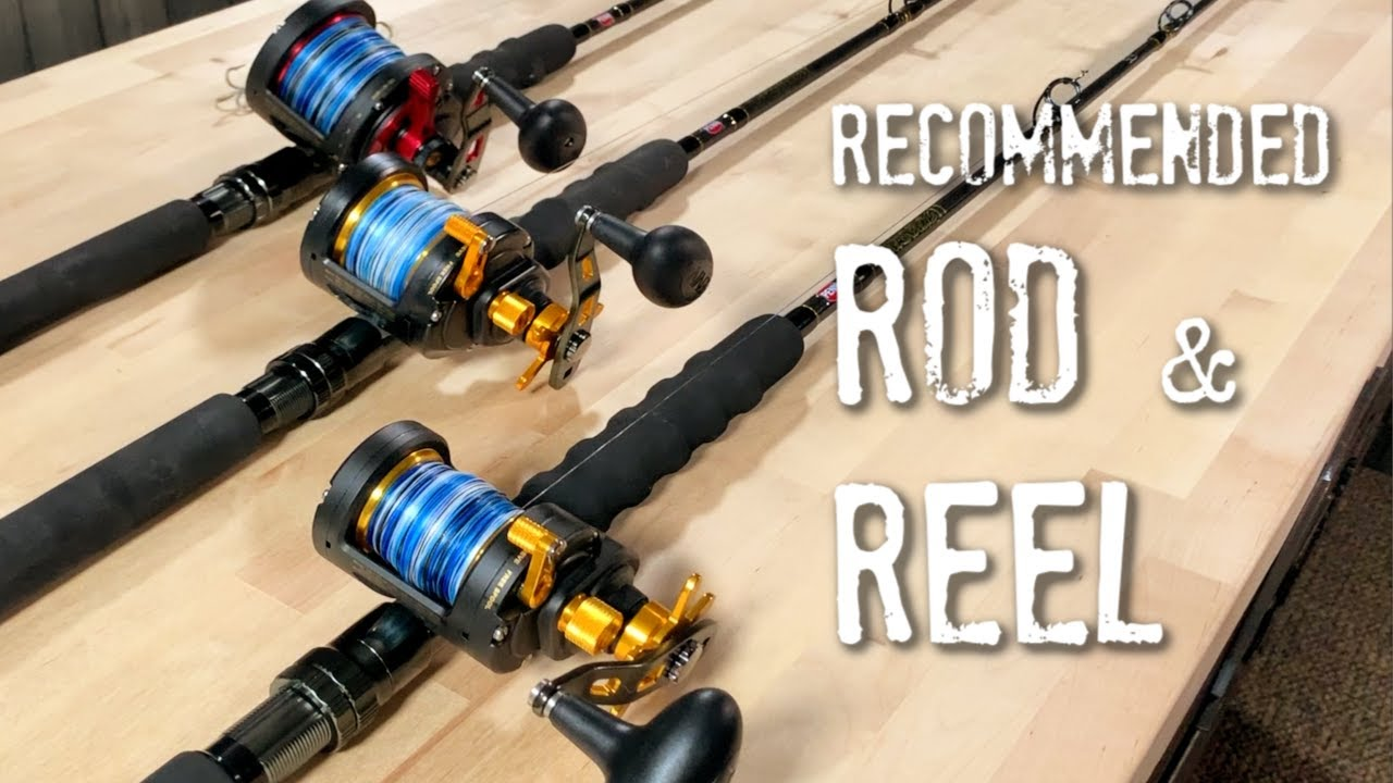 Recommended Fishing Rods Reels Socal Arsenal Youtube