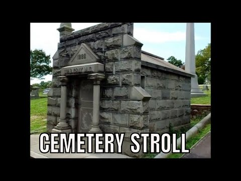 Hollywood Cemetery Tour
