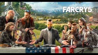 Стрим Far Cry 5 Прохождение на PS4 у нас весело