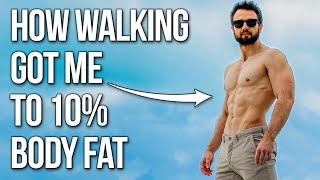 How I Use Walking To Get Lean (6 Ways)