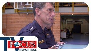 Knallharte Prüfung? - Der Aufnahmetest der Polizei | Focus TV Reportage