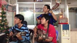 nhung chieu khong co em -  guitar blues
