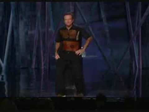 Robin Williams Live on Broadway - Bush 2.0