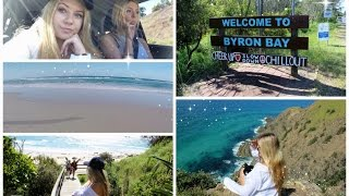 Byron Bay Adventure | Vlog ☽ ☾