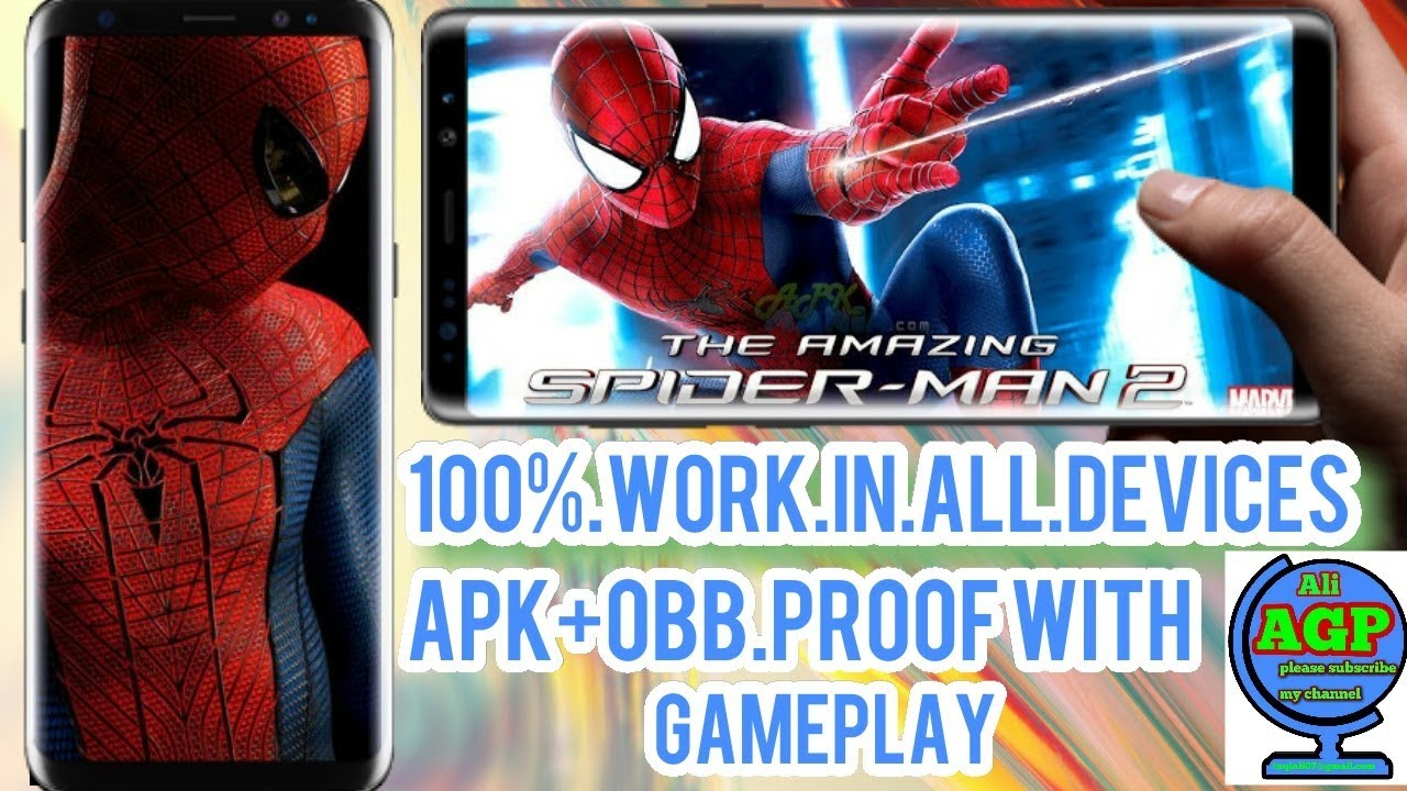 the amazing spider man 2 apk+data offline download the amazing spider man 2  apk+obb