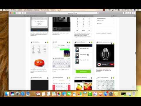 Capítulo 10 (Radios) Crear una Aplicación de Radio en minutos.