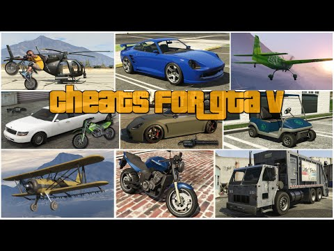 GTA San Andreas cheat codes [PC – ]