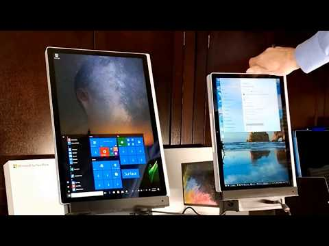 Vertical Dock For Surface Book 2 Preview
