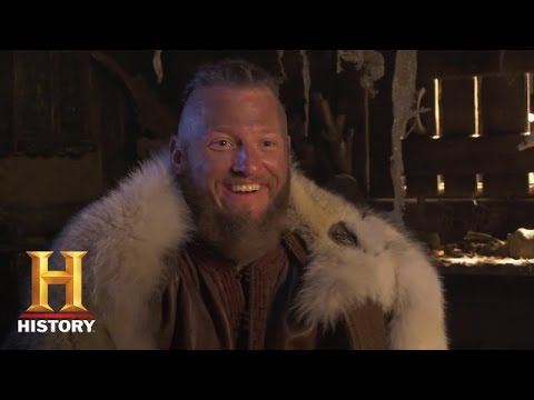 Vikings: Blue Jay Josh Donaldson Turns Into A Viking | History