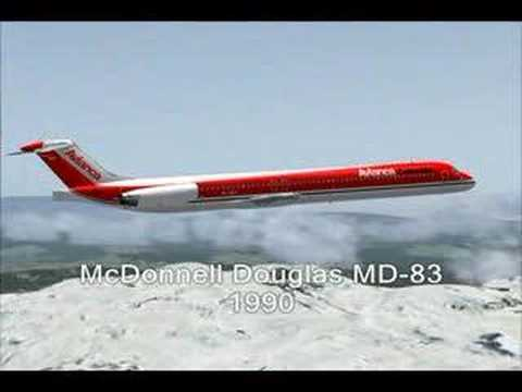 Avianca In Flight History