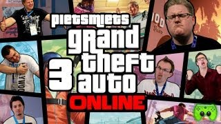 GTA ONLINE # 3 - Schelmischer Autodieb «» Let's Play Grand Theft Auto online | HD
