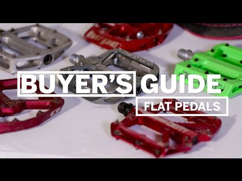 How to choose the best MTB flat pedals | MBR