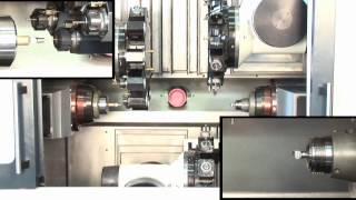 Spinner CNC TD Serie