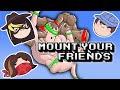 Mount Your Friends - Steam Train