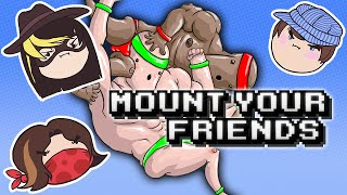 Mount Your Friends - Steam Train