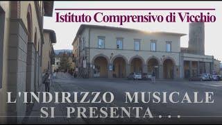 Presentazione Indirizzo Musicale IC Vicchio