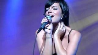 Lily Allen Chinese (new song) Live @ The Wiltern Hollywood 040209
