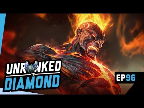 WHAT A GAME.. BRAND SUPPORT Unranked to Diamond Ep 96 (League of Legends)