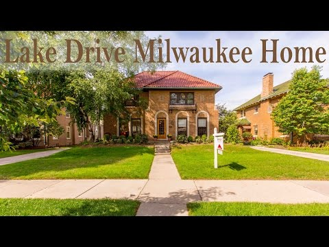 Lake Drive Milwaukee Video Walkthrough