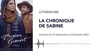 CHRONIQUE DE SABINE #42