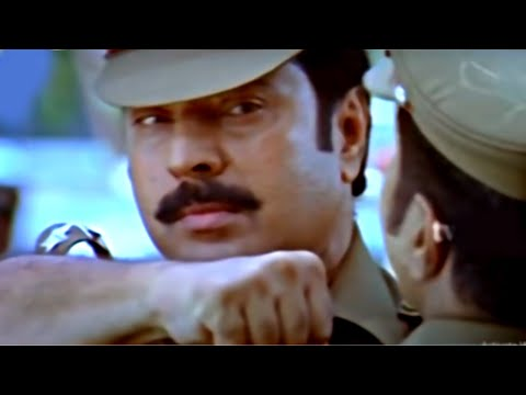 Roudram |Malayalam Super Hit Action Movie | Mamootty | Malayalam Full Movie Release