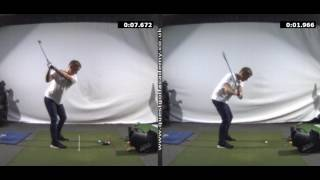 HOW BACKSWING EFFECTS DOWNSWING - James Goddard