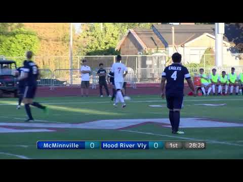 2017 MHS v. Hood River Valley Soccer Aug.31