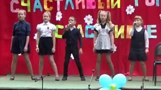 День защиты детей в посёлке Краснолесный - Часть 1