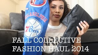 Fall Collective Haul 2014! H&M, Forever 21,TJ Maxx, Shoedazzle, & More Thumbnail