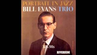 bill evans trio - blue in green (take3)