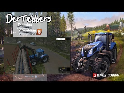 Farming Simulator 15 - Pennsylvania Life - 020 - Raining Money