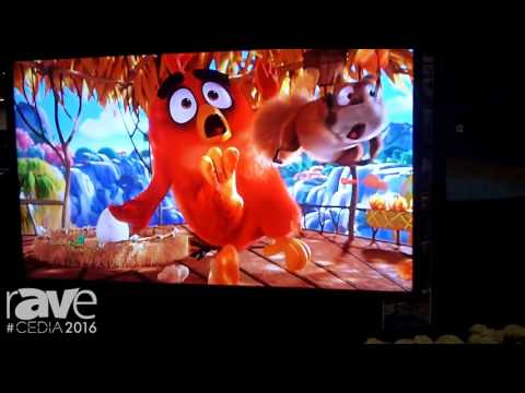 CEDIA 2016: Mirage Vision Shows Samsung Outdoor Display TV