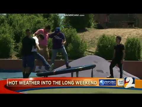 KWGN-TV - Channel 2 News at 7:00 Open - 5/24/2018