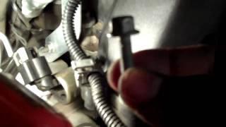 2002 GMC ENVOY HOW TO CHANGE THE CAMSHAFT SENSOR