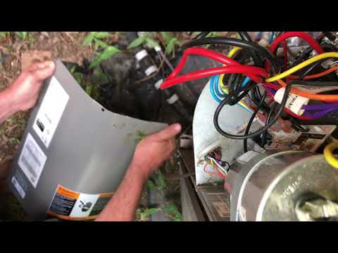 DIY Hack Butcher HVAC Unit Sabatage By Homeowner