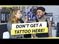 5 Worst Places For A Tattoo - with Tattoo Artist Romeo Lacoste