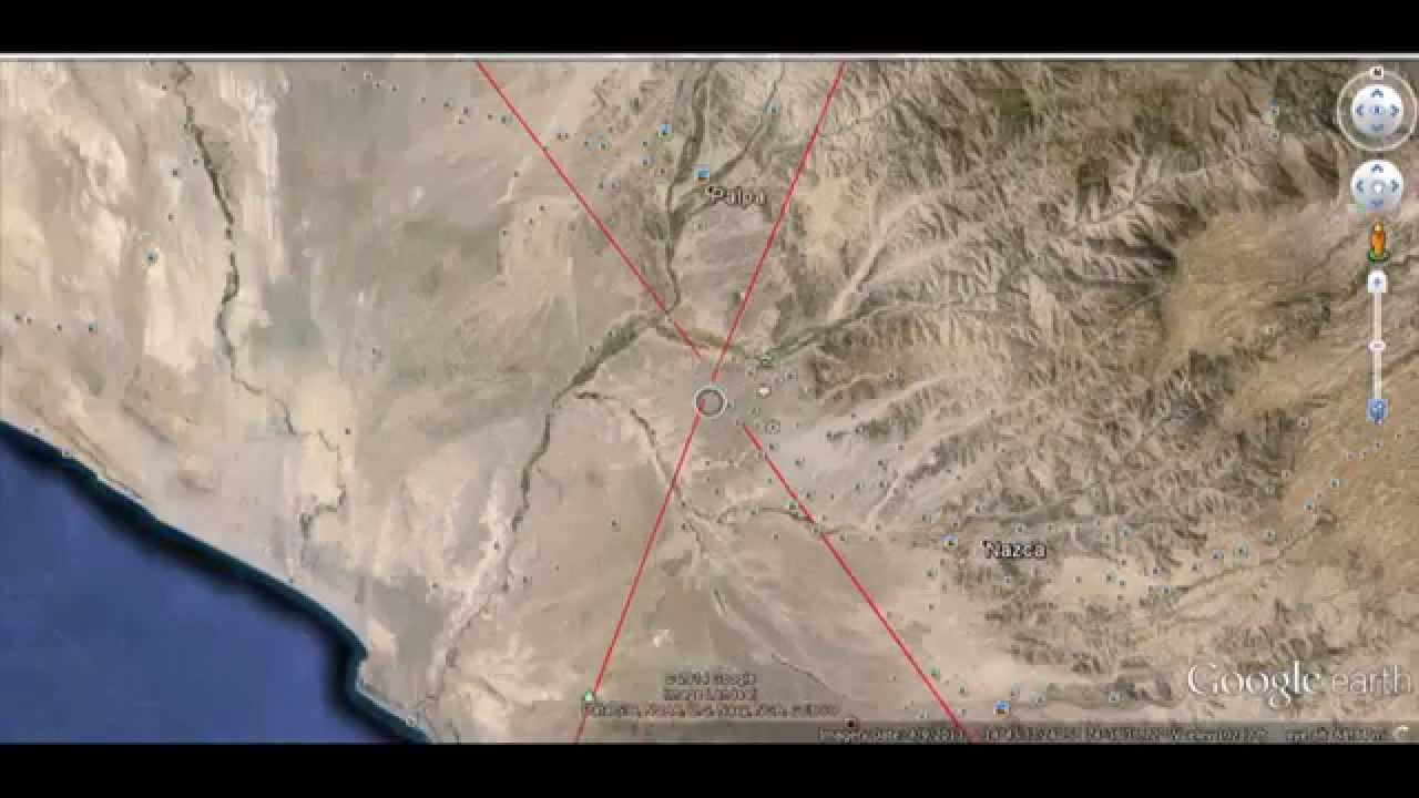 Mystery Of The Nazca Lines - SOLVED!!