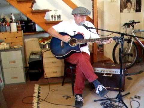 The Beatles - Slow Down - Acoustic Cover - Danny McEvoy mp3