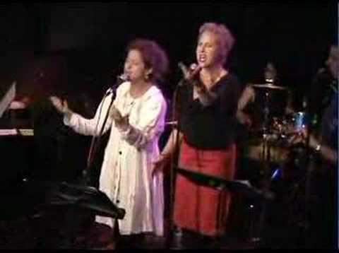 Anthem, Perla Batalla & Julie Christensen