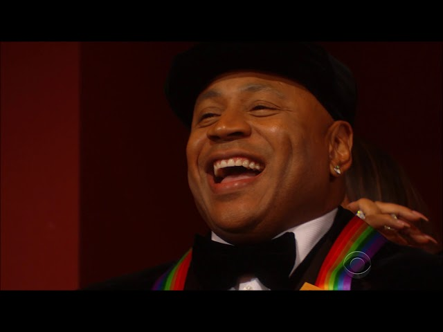 LL Cool J Kennedy Center Honors 2017